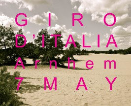 GIRO D'ITALIA/ Arnhem/ 7 May