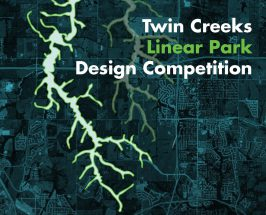 Twin Creeks Lineair Park Design Competition/ Kansas City/ USA/ Jul 2016
